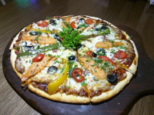 Unlimited Pizza in Udaipur